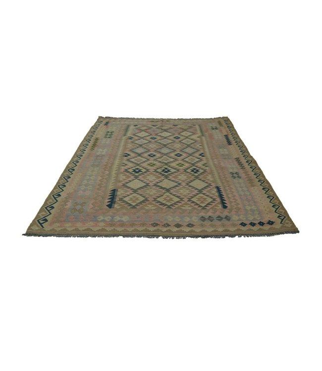 kelim   305 x 204 cm  vloerkleed tapijt kelims hand geweven