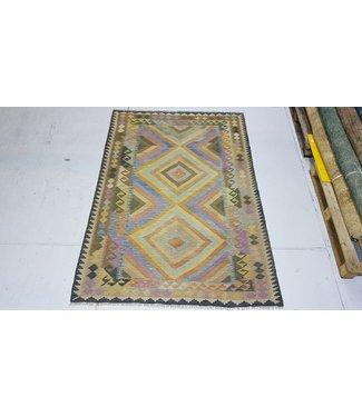 kelim kleed 233 x 165 cm  vloerkleed tapijt kelims hand geweven