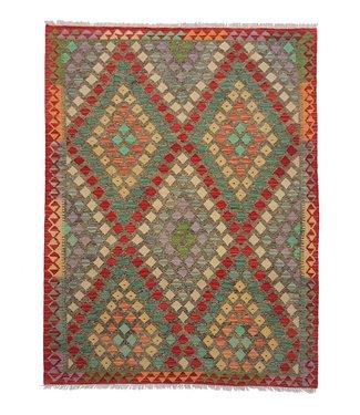 kelim kleed 233 x 169  cm vloerkleed tapijt kelims hand geweven