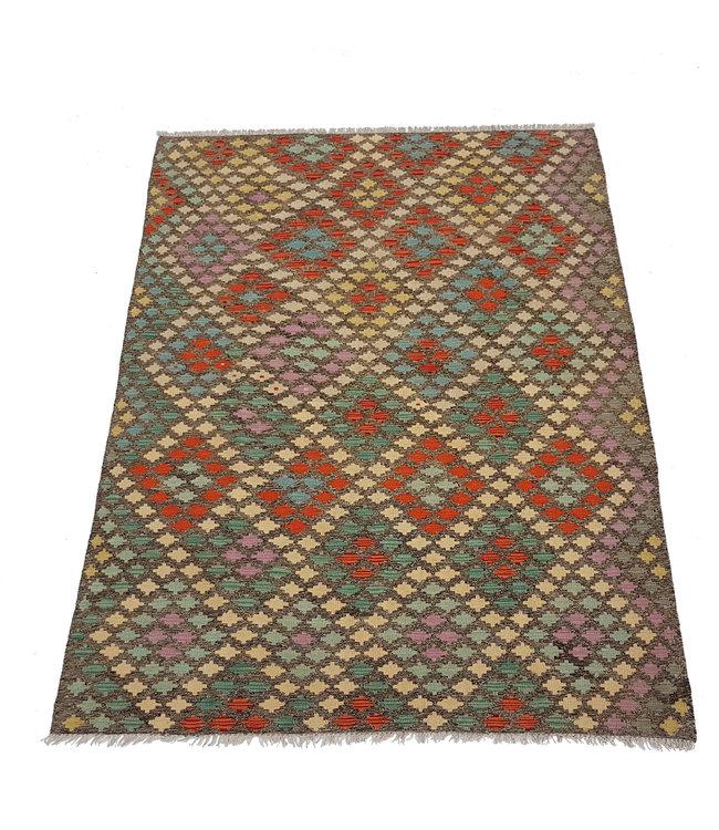 kelim 238x174 cm vloerkleed tapijt kelims hand geweven