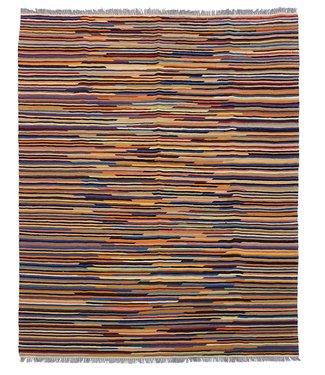 (8'1 x 5'9  )-Feet kelim rug   248x177 cm
