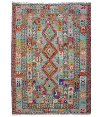 (8'4 x 6' )-Feet  kelim rug 255x184 cm