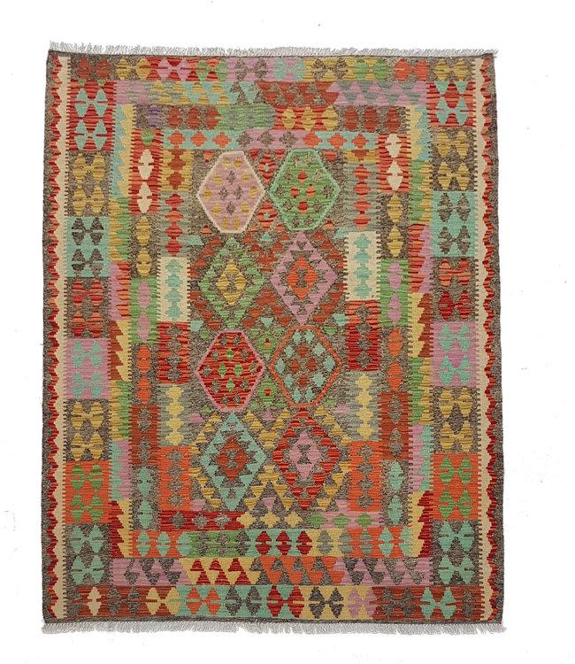 kelim 200x154 cm vloerkleed tapijt kelims hand geweven