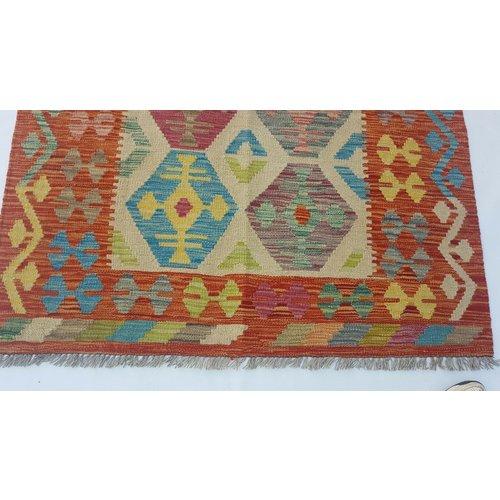 kelim  173x125 cm vloerkleed tapijt kelims hand geweven