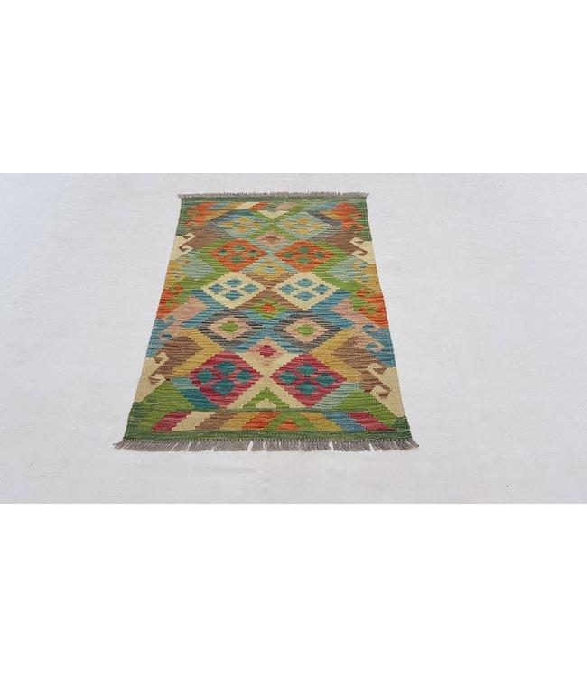 kelim 119 x 78 cm vloerkleed tapijt kelims hand geweven