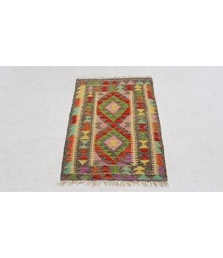 kelim kleed  108x77 cm vloerkleed tapijt kelims hand geweven