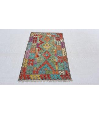 (4'9 x 3'2) feet kelim rug   147 x 97 cm