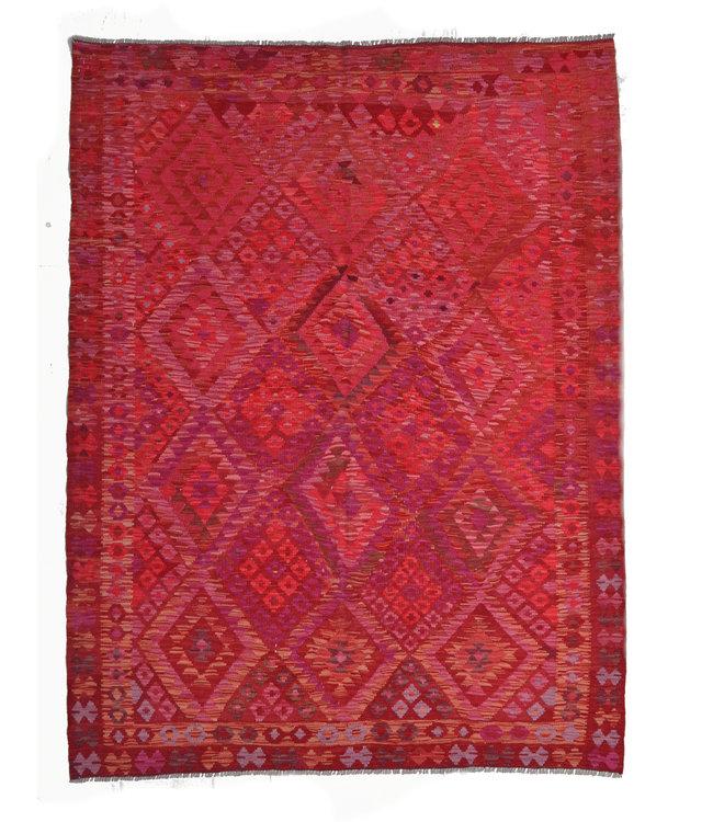 kelim kleed 233x184 cm vloerkleed tapijt kelims hand geweven