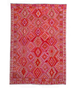 9'51x6'75 )-Feet modern kelim rug  290x206 cm