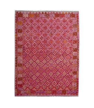 8'26x6'23 )-Feet modern kelim rug  252x190 cm
