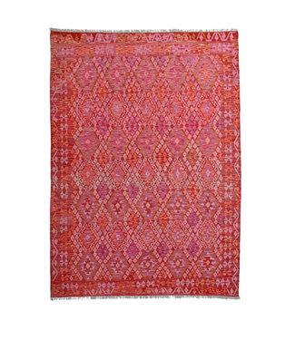 kelim kleed 288x201 cm vloerkleed tapijt kelims hand geweven