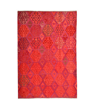 9'58x6'66 )-Feet modern kelim rug 292x203 cm
