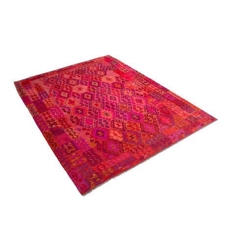 kelim kleed 288x212 cm  vloerkleed tapijt kelims hand geweven