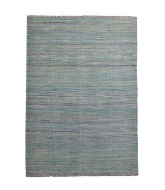 8'13x5'80 -Feet modern kelim rug 248x177 cm