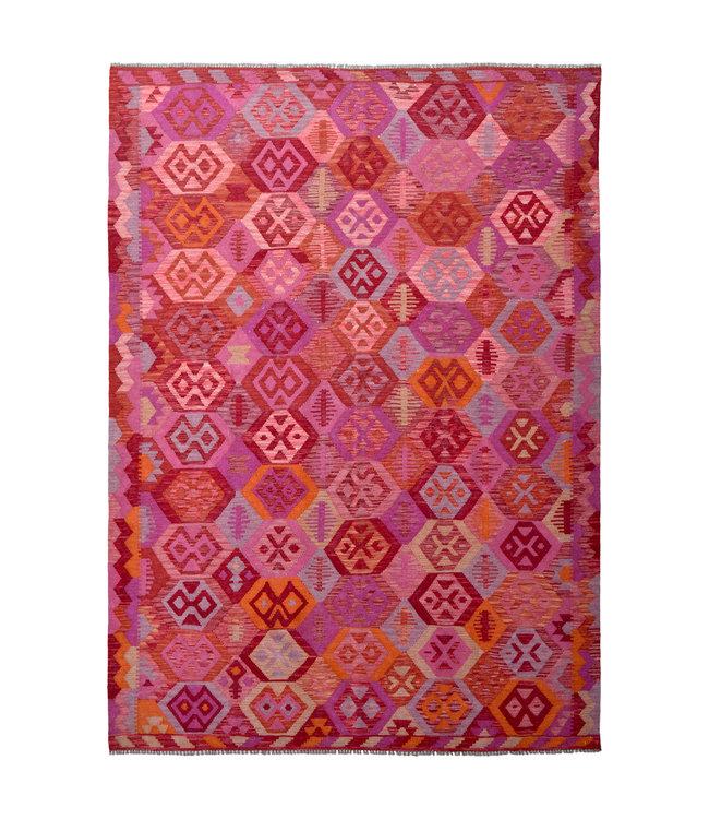 kelim kleed 285x205 cm vloerkleed tapijt kelims hand geweven
