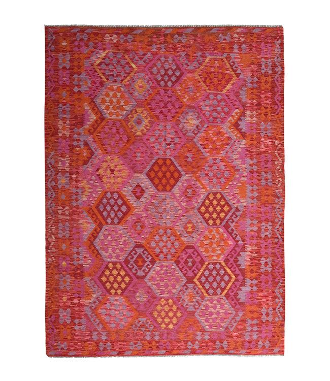 kelim kleed 290x210 cm vloerkleed tapijt kelims hand geweven