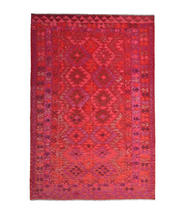 kelim kleed 305x204 cm vloerkleed tapijt kelims hand geweven