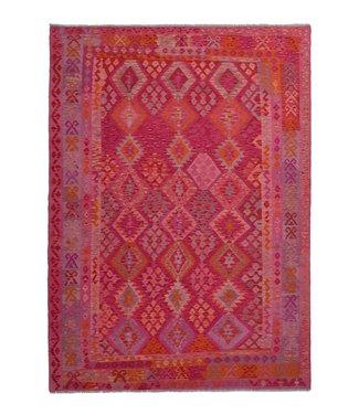 9'51x7'02 Feet modern kelim rug 290x214 cm
