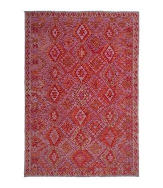 9'64x6'69 Feet modern kelim rug 294x204 cm