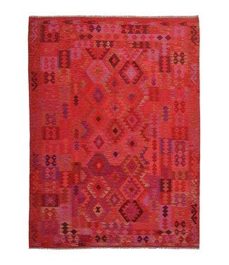 9'38x6'75 Feet modern kelim rug 286x206 cm