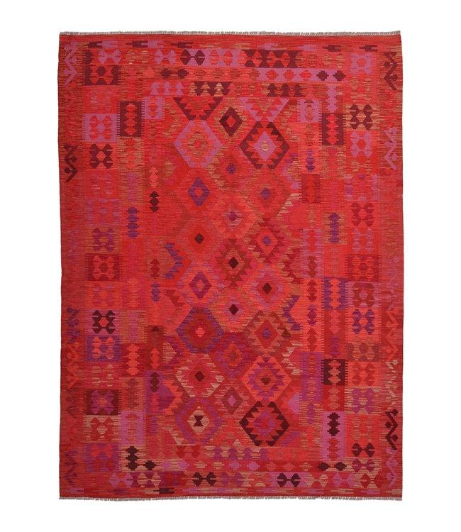 kelim kleed 286x206 cm vloerkleed tapijt kelims hand geweven