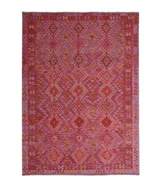 9'31x6'79 Feet modern kelim rug 284x207 cm