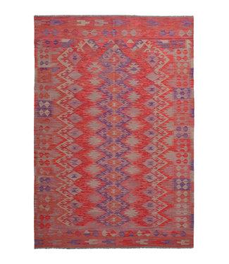 9'54x6'52 Feet modern kelim rug 291x199 cm