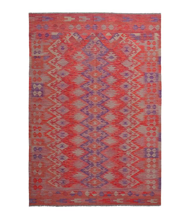 kelim kleed 291x199 cm vloerkleed tapijt kelims hand geweven