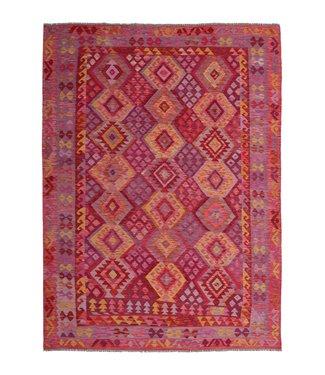 9'38x6'82 Feet modern kelim rug 286x208 cm