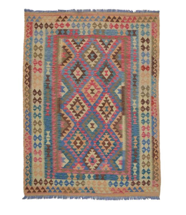kelim tapijt 194x147 cm