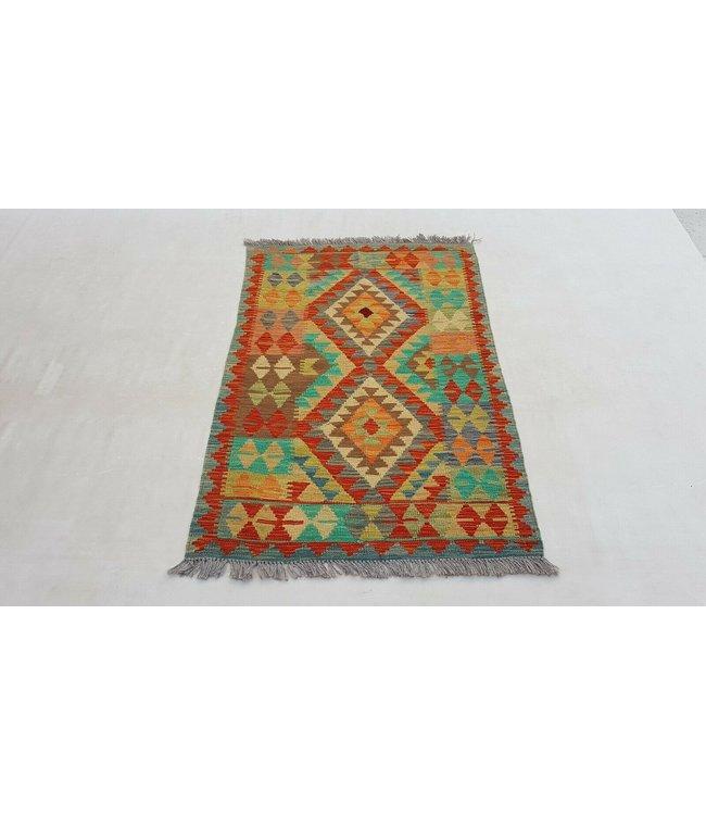kelim kleed 131 x 85  cm vloerkleed tapijt kelims hand geweven