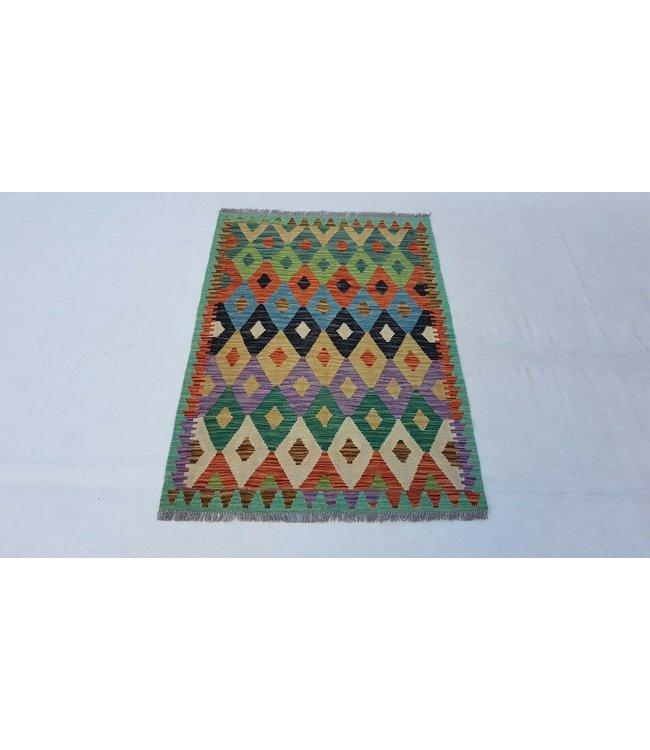 kelim kleed  145 x 100  cm vloerkleed tapijt kelims hand geweven