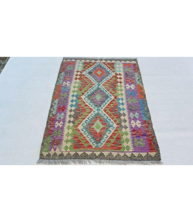 kelim kleed  142 x 103  cm vloerkleed tapijt kelims hand geweven