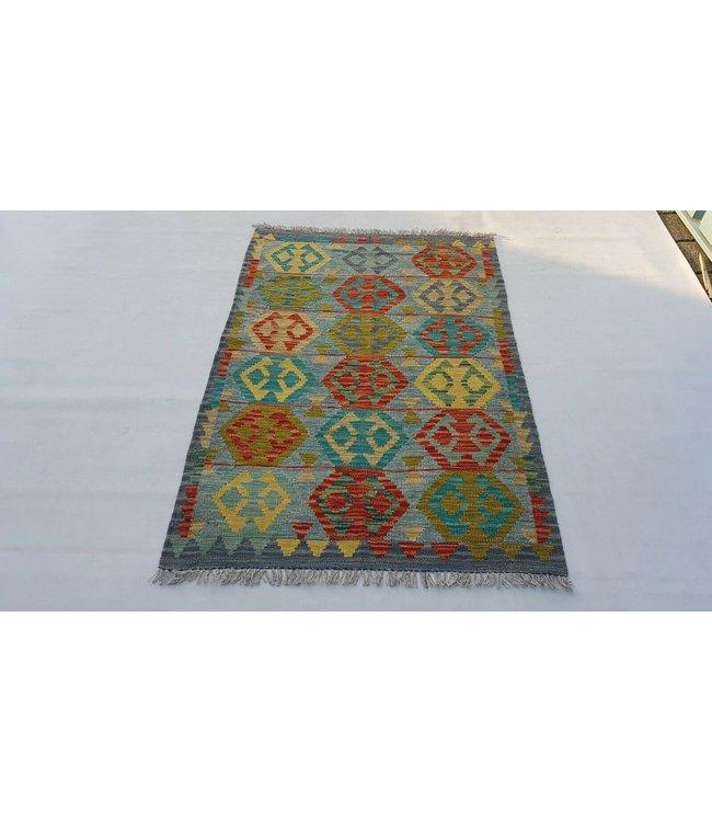 kelim kleed  145 x 98   cm vloerkleed tapijt kelims hand geweven