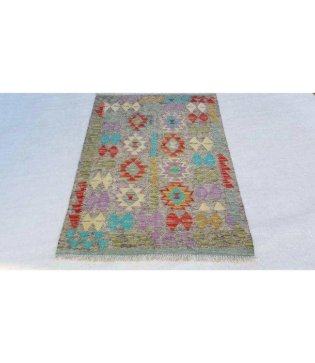 kelim kleed  145x100 cm vloerkleed tapijt kelims hand geweven