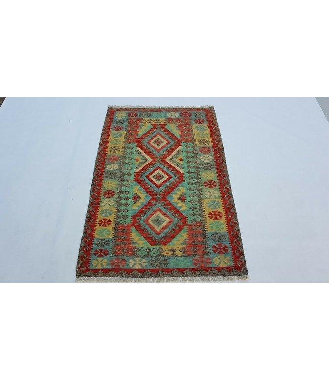 kelim kleed  148x100 cm vloerkleed tapijt kelims hand geweven