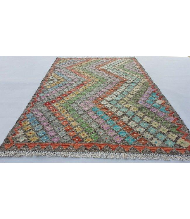 kelim kleed  154x100 cm vloerkleed tapijt kelims hand geweven