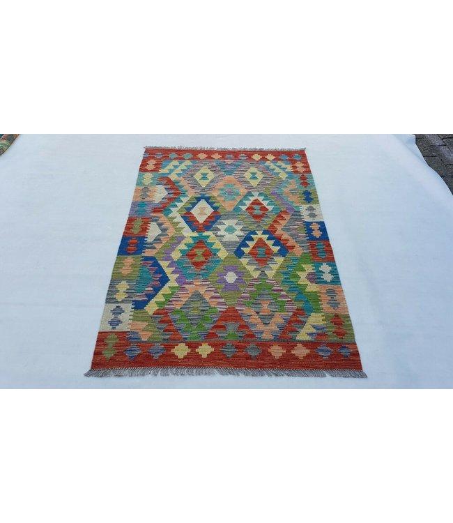 kelim kleed  145x102 cm vloerkleed tapijt kelims hand geweven
