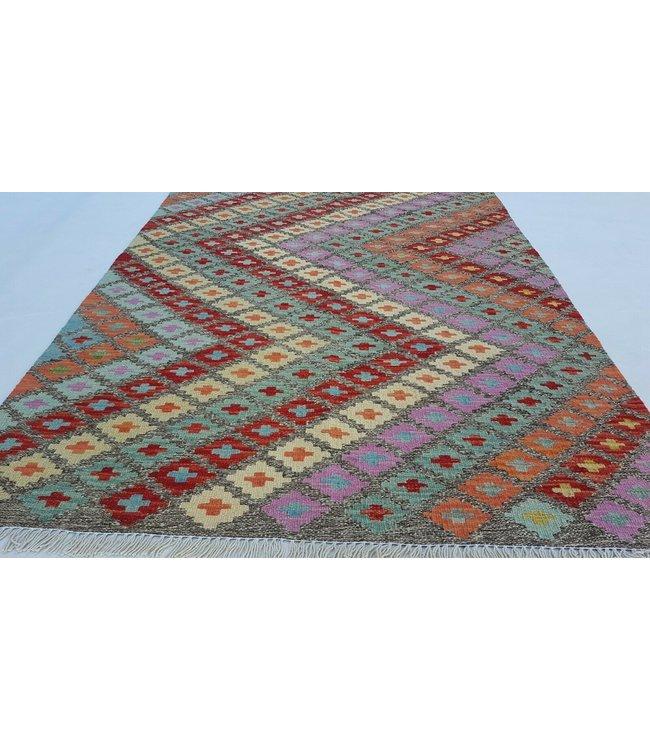 kelim kleed  149x105 cm vloerkleed tapijt kelims hand geweven
