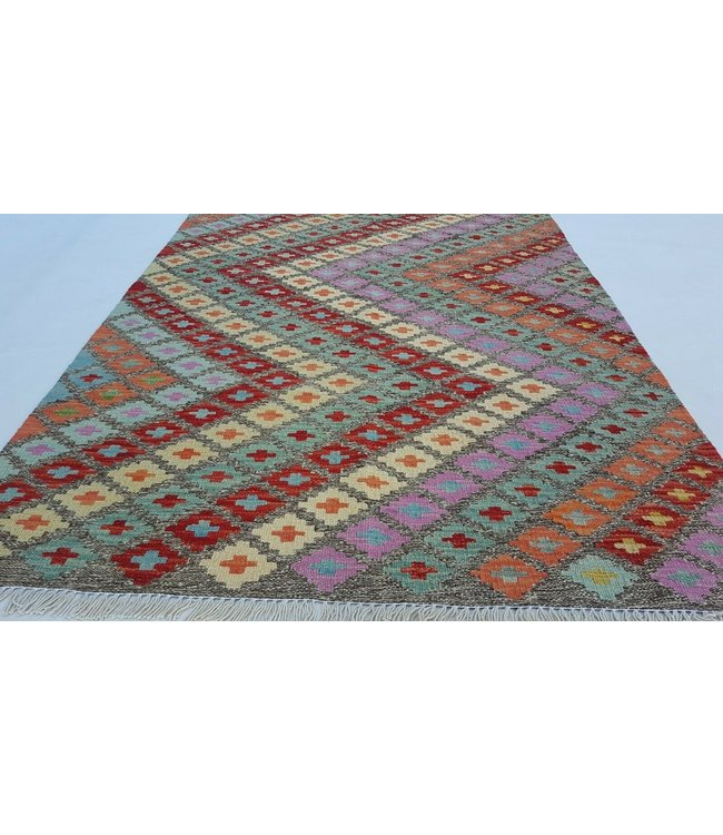 kelim rug 4'10 x 3'5 (149 x 105 cm)