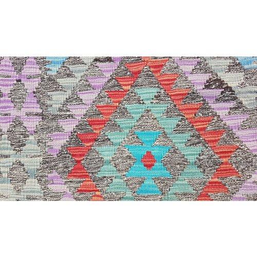 kelim kleed  124x91 cm vloerkleed tapijt kelims hand geweven