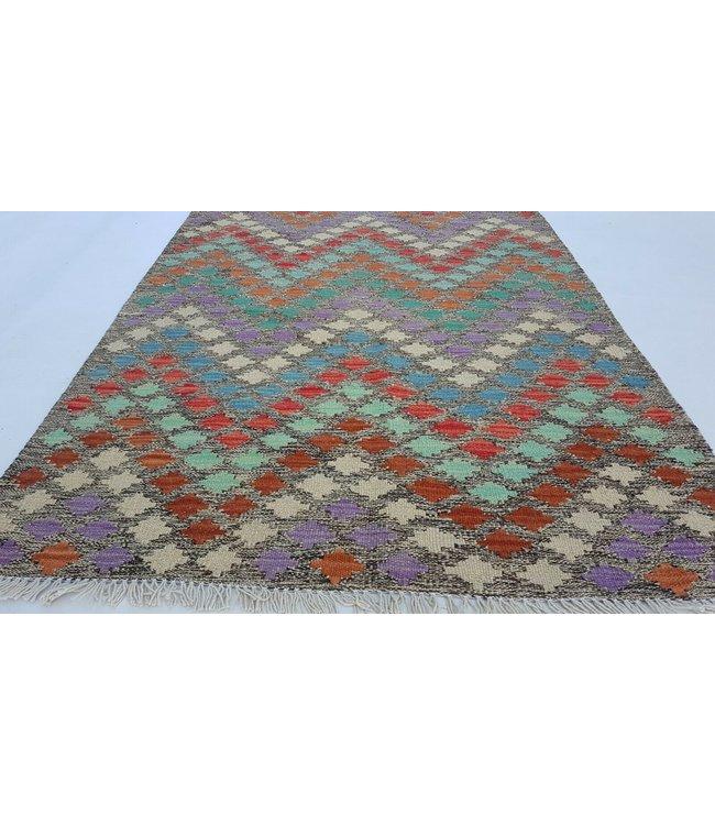 kelim kleed 118x93 cm vloerkleed tapijt kelims hand geweven