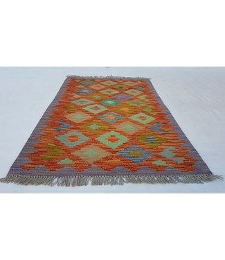 kelim kleed 126x78 cm vloerkleed tapijt kelims hand geweven