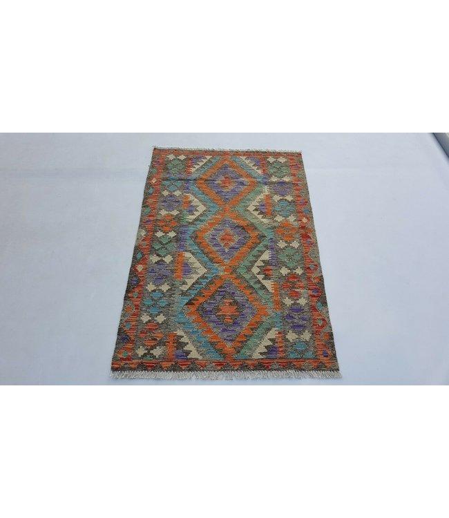 kelim kleed 150x98 cm vloerkleed tapijt kelims hand geweven