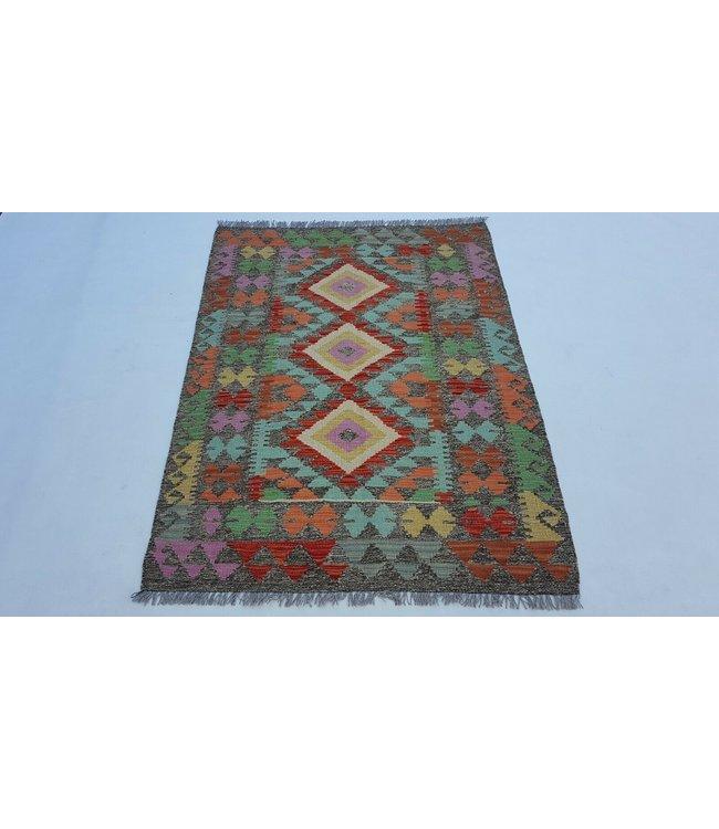 kelim kleed 138x103 cm vloerkleed tapijt kelims hand geweven