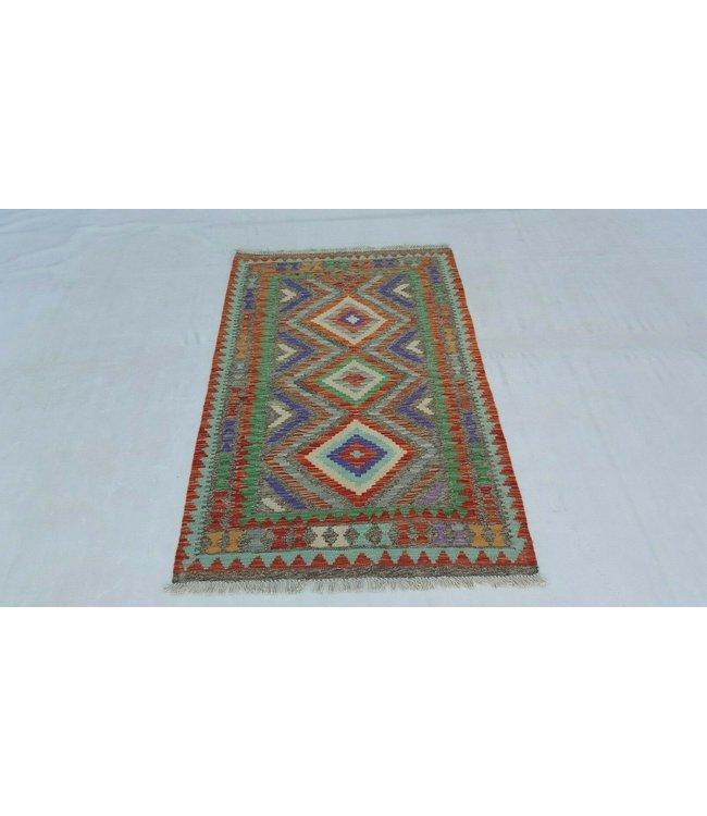 kelim kleed 149x98 cm vloerkleed tapijt kelims hand geweven