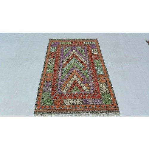 kelim kleed 148x95 cm vloerkleed tapijt kelims hand geweven