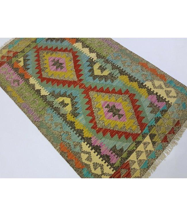 kelim kleed 166x100 cm vloerkleed tapijt kelims hand geweven
