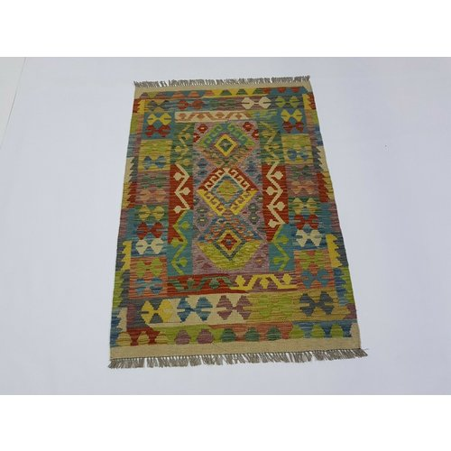 kelim kleed 148x103 cm vloerkleed tapijt kelims hand geweven