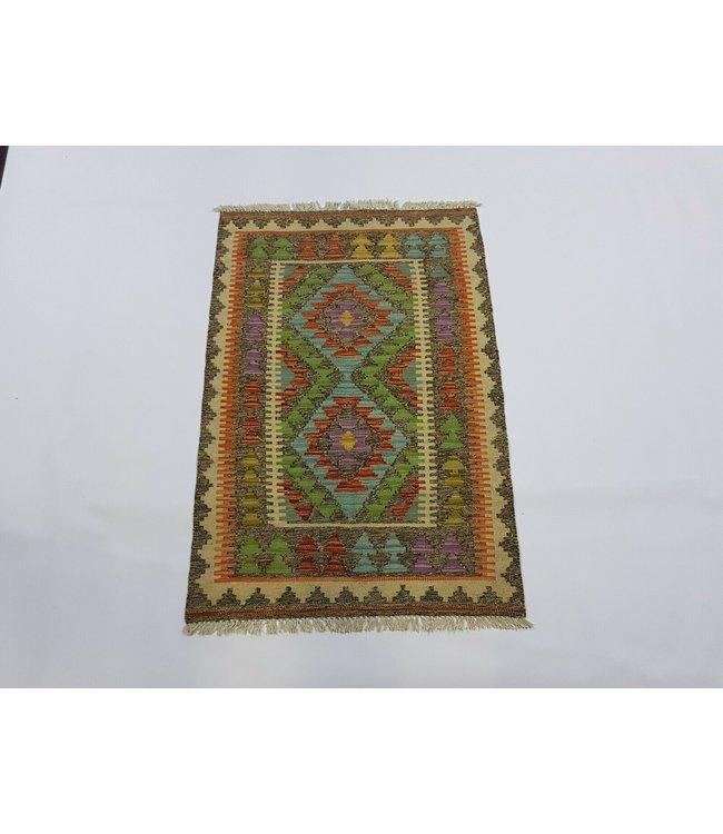 kelim kleed 118x82 cm vloerkleed tapijt kelims hand geweven